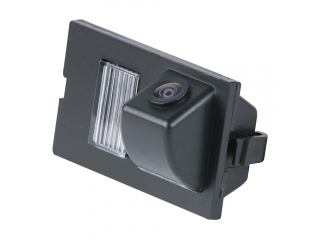Камера заднего вида MyDean VCM-390S для Land Rover Freelander 2 (2006+), Discovery 3 (2004-2008), Discovery 4 (2009+), Range Rover (2002-2012)