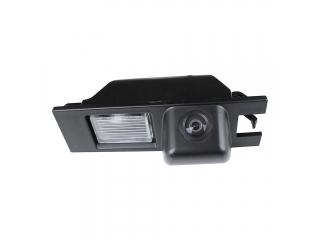 Камера заднего вида MyDean VCM-420W для Opel Astra H (2004-2009), Astra J (2009+), Insignia (2008+), Meriva (2010+), Zafira (2006-2012)
