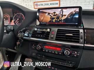 Штатная магнитола Parafar PF6225i для BMW X5 E70 и X6 E71 2010-2013 на Android 10