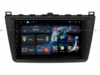 Штатная магнитола Redpower 30002 IPS для Mazda 6 2009-2012 на Android 9