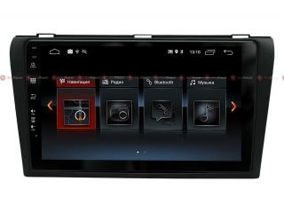 Штатная магнитола Redpower 30013 IPS для Mazda 3 2006-2009 на Android 9