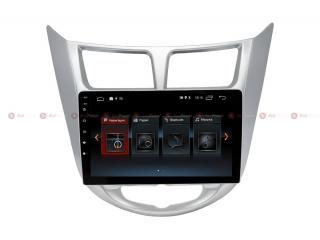 Штатная магнитола Redpower 30067 IPS для Hyundai Solaris на Android 9