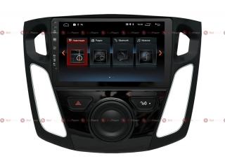 Штатная магнитола Redpower 30150 IPS для Ford Focus 3 на Android 9