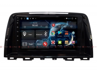 Штатная магнитола Redpower 31012 R IPS DSP для Mazda 6 2012-2014 на Android 7