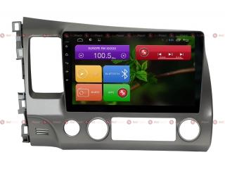 Штатная магнитола Redpower 31024 R IPS DSP для Honda Civic 2005-2011 на Android 7