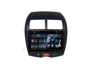 Штатная магнитола Redpower 31026 R IPS DSP для Mitsubishi ASX, Peugeot 4008, Citroen C4 Aircross на Android 7