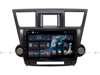 Штатная магнитола Redpower 31035 R IPS DSP для Toyota Highlander 2007-2013 на Android 7