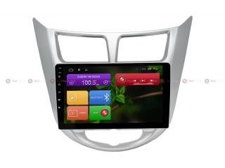 Штатная магнитола Redpower 31067 R IPS DSP для Hyundai Solaris на Android 7