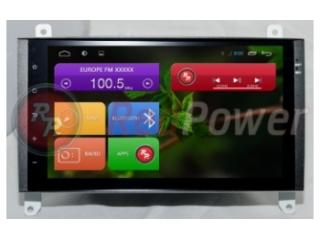 Штатная магнитола Redpower 31068 IPS DSP для Mercedes-Benz Vito/Viano/Sprinter; Volkswagen Crafter на Android 7