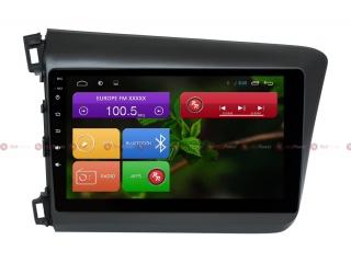 Штатная магнитола Redpower 31132 R IPS DSP для Honda Civic 2012-2015 на Android 7