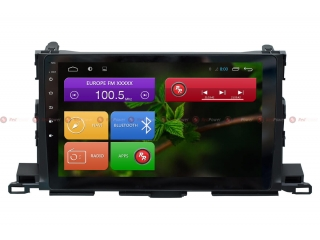 Штатная магнитола Redpower 31184 R IPS DSP для Toyota Highlander (2014+) на Android 7