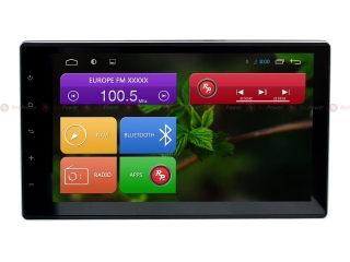 Штатная магнитола Redpower 31186 IPS DSP для Toyota Hilux 2015+ на Android 7