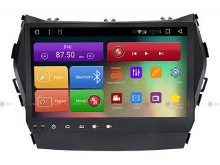 Штатная магнитола Redpower 31210 IPS DSP для Hyundai Santa Fe 2012+ на Android 7