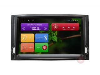 Штатная магнитола Redpower 31212 IPS DSP для Hyundai Starex H1 на Android 7