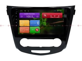 Штатная магнитола Redpower 31321 R IPS DSP для Nissan Qashqai с кондиционером 2014+ на Android 7