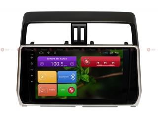 Штатная магнитола Redpower 31365 R IPS DSP для Toyota Land Cruiser Prado 150 2018+ на Android 7