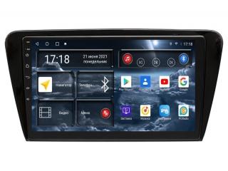 Штатная магнитола Redpower 71007 для Skoda Octavia A7 2013+ с DSP процессором, 4G модемом и CarPlay на Android 10
