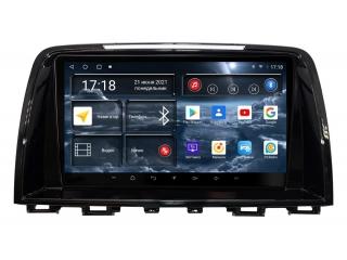 Штатная магнитола Redpower 71012 для Mazda 6 2012-2014 с DSP процессором, 4G модемом и CarPlay на Android 10