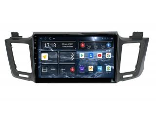Штатная магнитола Redpower 71017 для Toyota RAV4 2013-2019 с DSP процессором, 4G модемом и CarPlay на Android 10
