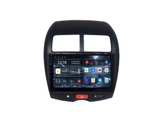 Штатная магнитола Redpower 71026 для Mitsubishi ASX, Peugeot 4008, Citroen C4 Aircross с DSP процессором, 4G модемом и CarPlay на Android 10