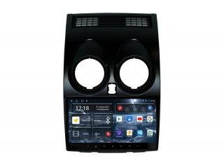 Штатная магнитола Redpower 71030 для Nissan Qashqai 2006-2013 без индикации ремней с DSP процессором, 4G модемом и CarPlay на Android 10