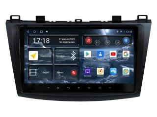Штатная магнитола Redpower 71034 для Mazda 3 2009-2013 с DSP процессором, 4G модемом и CarPlay на Android 10