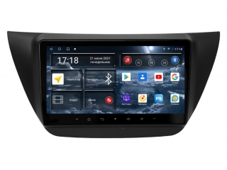 Штатная магнитола Redpower 71036 для Mitsubishi Lancer 9 2000-2010 с DSP процессором, 4G модемом и CarPlay на Android 10