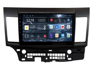 Штатная магнитола Redpower 71037 для Mitsubishi Lancer X 2007-2012 с DSP процессором, 4G модемом и CarPlay на Android 10