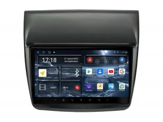 Штатная магнитола Redpower 71038 для Mitsubishi L200 2013-2015, Pajero Sport с DSP процессором, 4G модемом и CarPlay на Android 10