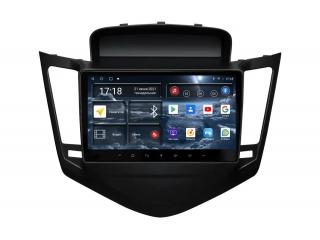 Штатная магнитола Redpower 71045B для Chevrolet Cruze 2009-2012 Black с DSP процессором, 4G модемом и CarPlay на Android 10