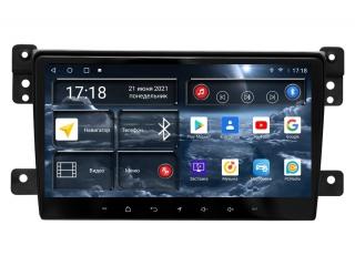 Штатная магнитола Redpower 71053 для Suzuki Grand Vitara 2005-2015 с DSP процессором, 4G модемом и CarPlay на Android 10