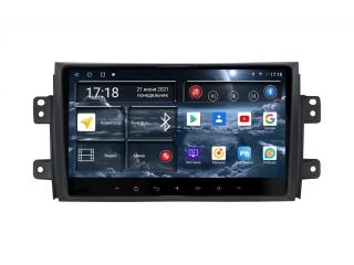 Штатная магнитола Redpower 71054 для Suzuki SX4 2006-2012 с DSP процессором, 4G модемом и CarPlay на Android 10
