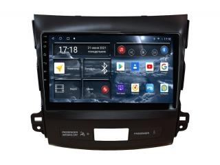 Штатная магнитола Redpower 71056 для Mitsubishi Outlander XL, Peugeot 4007, Citroen C-Crosser с DSP процессором, 4G модемом и CarPlay на Android 10