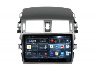 Штатная магнитола Redpower 71063 для Toyota Corolla 2007-2012 с DSP процессором, 4G модемом и CarPlay на Android 10