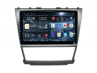 Штатная магнитола Redpower 71064 для Toyota Camry V40 2006-2012 климат с DSP процессором, 4G модемом и CarPlay на Android 10