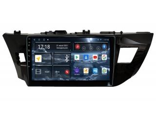 Штатная магнитола Redpower 71066 для Toyota Corolla 2013-2016 с DSP процессором, 4G модемом и CarPlay на Android 10