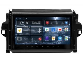 Штатная магнитола Redpower 71069 для Toyota Fortuner 2015-2020 с DSP процессором, 4G модемом и CarPlay на Android 10