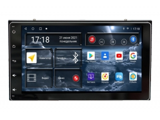 Штатная магнитола Redpower 71069S для Toyota Fortuner 2015-2020 с DSP процессором, 4G модемом и CarPlay на Android 10