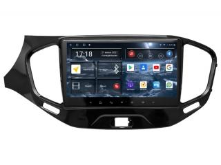 Штатная магнитола Redpower 71077 для Lada Vesta с DSP процессором, 4G модемом и CarPlay на Android 10