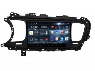 Штатная магнитола Redpower 71091 для Kia Optima 2011-2015 с DSP процессором, 4G модемом и CarPlay на Android 10