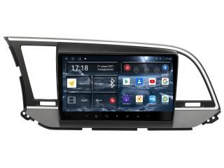 Штатная магнитола Redpower 71094 для Hyundai Elantra 2015-2019 с DSP процессором, 4G модемом и CarPlay на Android 10