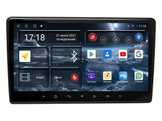 Штатная магнитола Redpower 9 дюймов для Mitsubishi L200 2019+ (Triton) с DSP процессором, 4G модемом и CarPlay на Android 10