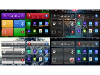 Штатная магнитола Redpower 9 дюймов для Suzuki Jimny 2019+ с DSP процессором, 4G модемом и CarPlay на Android 10