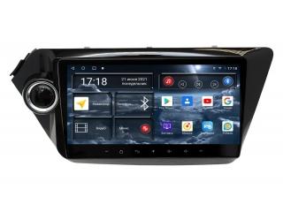 Штатная магнитола Redpower 71106 для Kia Rio 2011-2016 с DSP процессором, 4G модемом и CarPlay на Android 10