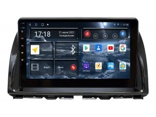 Штатная магнитола Redpower 71112 для Mazda CX-5 2011-2017 с DSP процессором, 4G модемом и CarPlay на Android 10