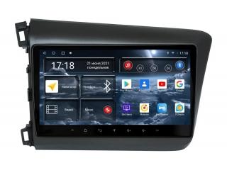 Штатная магнитола Redpower 71132 для Honda Civic седан 2011-2015 с DSP процессором, 4G модемом и CarPlay на Android 10