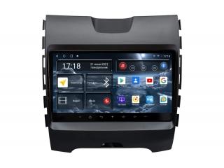 Штатная магнитола Redpower 71138 для Ford Edge 2015+ с DSP процессором, 4G модемом и CarPlay на Android 10