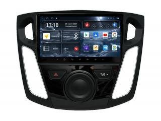Штатная магнитола Redpower 71150 для Ford Focus 3 2012+ с DSP процессором, 4G модемом и CarPlay на Android 10