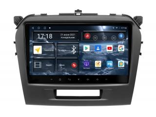 Штатная магнитола Redpower 71153 для Suzuki Vitara 2015+ с DSP процессором, 4G модемом и CarPlay на Android 10