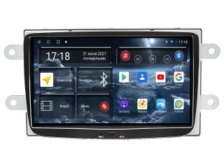 Штатная магнитола Redpower 71157 для Renault Duster, Kaptur 2016+, Logan 2014+, Sandero 2014+, Lada Xray 2016+ с DSP процессором, 4G модемом и CarPlay на Android 10
